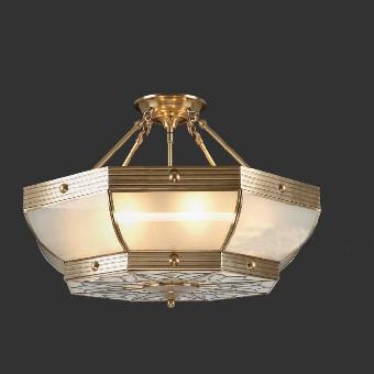 美式全铜吊灯 欧式吊灯 巴诺克风格全铜灯具