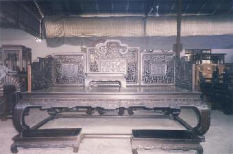 上海中国v红木红木老家具根雕家具雕刻艺术橡皮泥diy红木图片