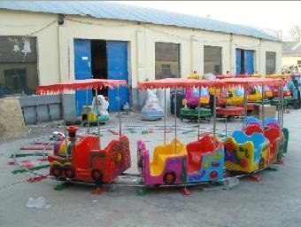 儿童 动物 小火车/儿童游乐小火车 电动轨道小火车 电瓶动物车