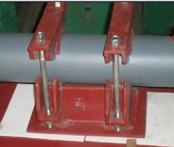管夹固定支座规格 管夹固定支座参数 安装步骤