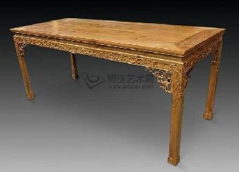 金丝楠木家具拍卖,金丝楠木价格
