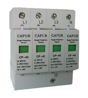 供应cp-40 4p-440v浪涌保护器