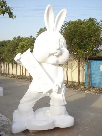 造型雕塑动物仿真雕塑