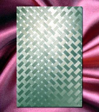 不锈钢板花纹板有几种