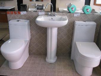 济南卖马桶洗手盆蹲便器水龙头浴室柜出售安装维修