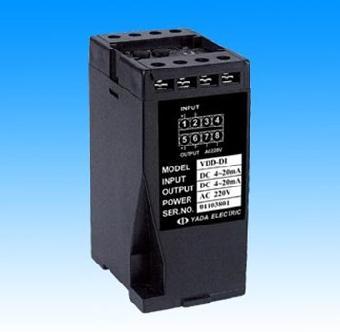 雅达ydd-di单直流电流变送器