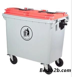 1100升垃圾桶cnas实验室ce与en840检测
