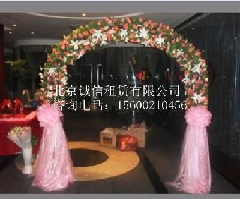 拱形门,气球拱门,升空气球,注水旗杆/广告旗杆,舞台,地台,桁架,背景板