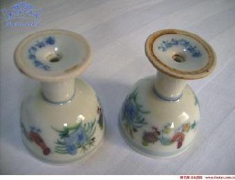 明成化斗彩瓷器现在能卖多少钱