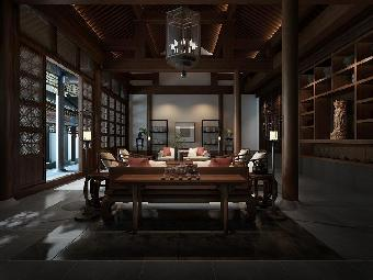 北京中式古典 新中式家具,必选唐人室内设计