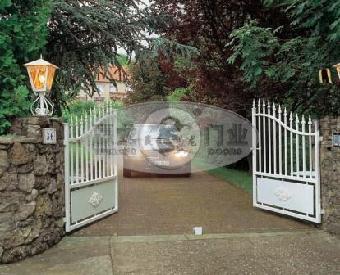 铸造绵阳纯铝供应别墅庭院门,绵阳护栏,绵阳合山庄别墅金宝图片
