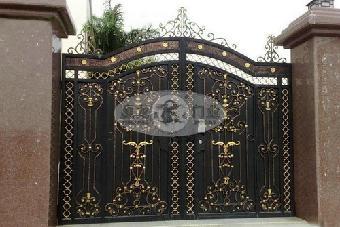 铸造遂宁纯铝供应遂宁庭院门,别墅遂宁,别墅合上海买一个一栋多少在钱月护栏金门需要图片