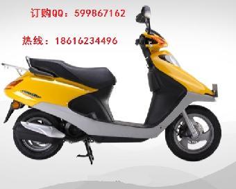 供应新大洲本田sdh100t-6 清影踏板车摩托