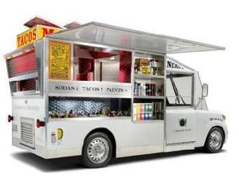 机动流动餐饮车快餐车早餐车特种汽车改装厂多