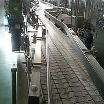 威海传送带之链板输送机
