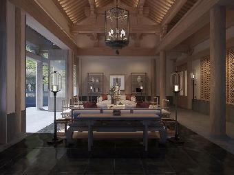 东城新中式家具中式古典装修, 唐人室内设计十大品牌