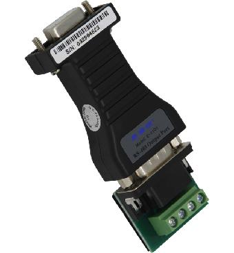 工业级rs232转rs485 422转换器输入输出
