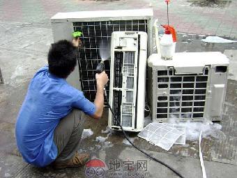 广州格力空调维修,空调拆装 空调清洗保养