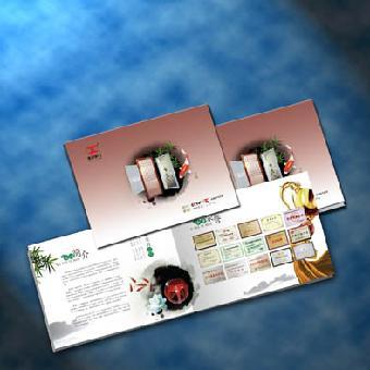 印刷,出版 印刷服务 03彩页设计印刷公司      三,彩页排版方法