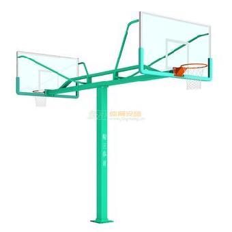 手动液压篮球架,仿液压篮球架,凹箱式篮球架,移动式篮球架,四轮移动式