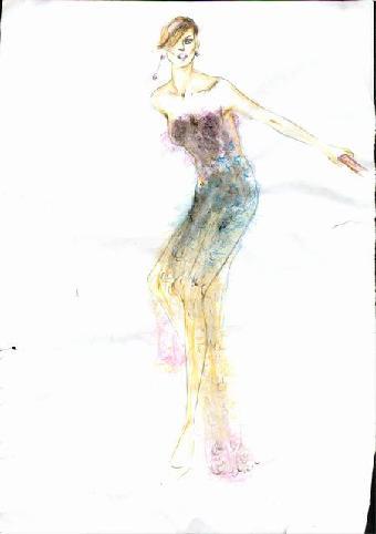 学习服装设计,专业服装手绘教程尽在东方服装学院