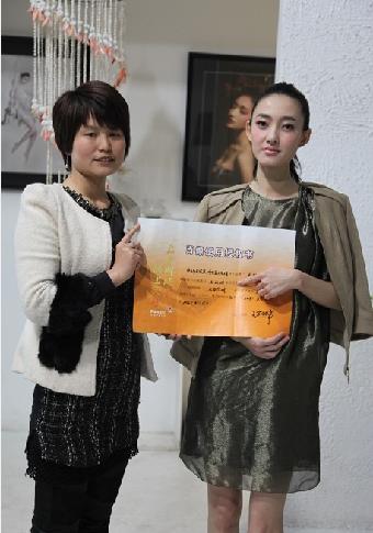 2012年在电视剧《北京青年》中饰演了精神病患者任知了让她人气剧增.图片