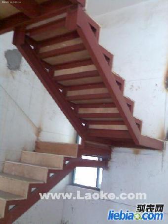 北京专业做室内外钢结构楼梯焊接安装
