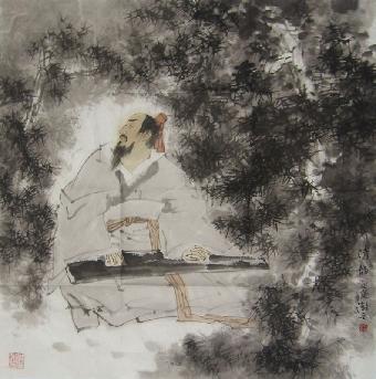 《范澍宁国画人物写生画展》;参加《四川当代中国画八人展》;《成都