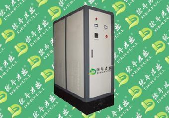 臭氧发生器系统采用单片机控制;控制电路设有