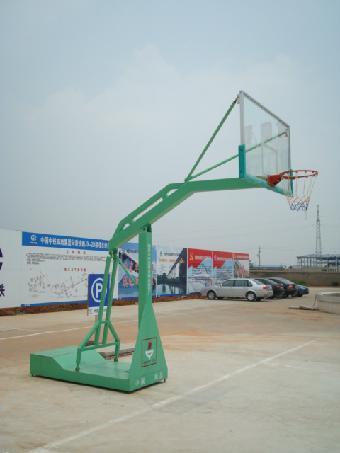电动液压篮球架:篮球伸臂为3图片