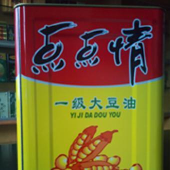 河南大豆油铁桶包装,花生油铁罐包装厂家