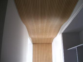 生态木天花,生态木吊顶,生态木装饰板