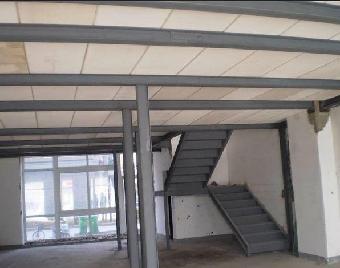 北京钢结构阁楼搭建复式阁楼钢架结构别墅加建
