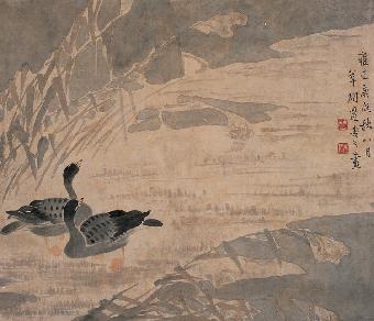 中国书画:历代名人字画精品