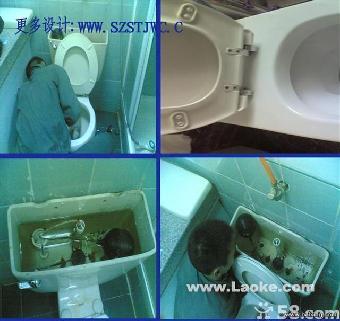 按钮.进水阀维修.马桶安装图片
