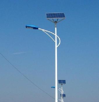 太阳能路灯抗风设计