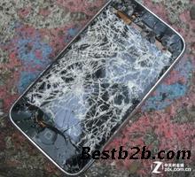 苹果手机屏幕漏液_【苹果5S手机屏幕漏液黑斑】价格、产品供应