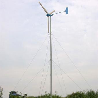 《家用风机强力推荐》蜂鸟2kw风力发电机 性能稳定 发电量大