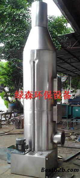 理喷淋填料塔设备