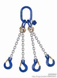 广州四腿起重索具西裤厂家首选广州港力钢绳索链条夏套装图片