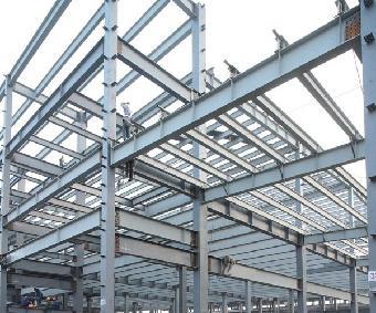 彩钢夹心板,组合楼板,钢结构,c,z型钢,活动房等产品的生产.