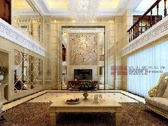 大,小复式楼装修效果图 复式楼客厅效果图 楼梯效果图