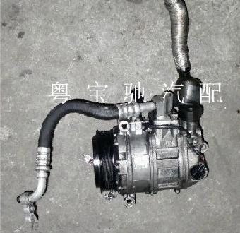 供应信息  交通运输 汽车配件 03奔驰s600 w220压缩机 空调冷气泵