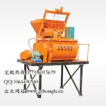 混泥土搅拌机批发 广西加气混凝土设备厂