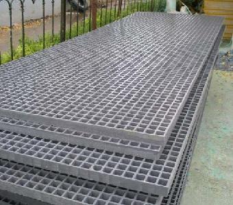 主要用来做水沟盖板,钢结构平台板