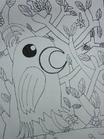 东关暑期创意儿童画培训-上虞学少儿创意美术培训班图片