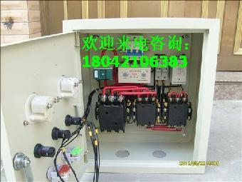 工作电流至95a的电路中,作为电动机的起动之用,起动器设有空气延时头