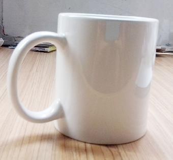 郑州热转印杯子批发 纯白杯子批发 热转印空白涂层杯
