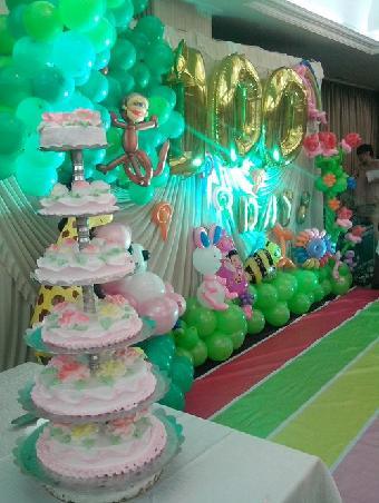 氣球裝飾場地布置 氣球裝飾藝術 氣球裝飾藝術布置