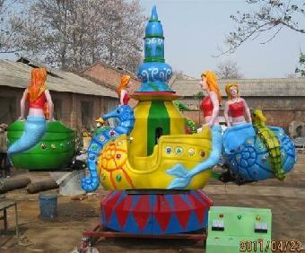 郑州中小型游乐设备 海底世界